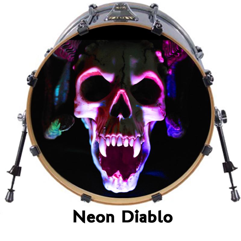 Drum Head Sticker : custom bass drum head decal sticker vinyl kick skin 14 16 18 20 22 24 26 ebay ~ Vivirlamusica.com Haus und Dekorationen